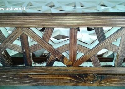 دکوراسیون سنتی ایرانی ، مبلمان و تخت چوبی سنتی سنتی