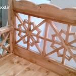 عکس نمونه کار کارگاه درودگری ، نجاری ، هنرکده ، صنایع چوب و هنر های چوبی