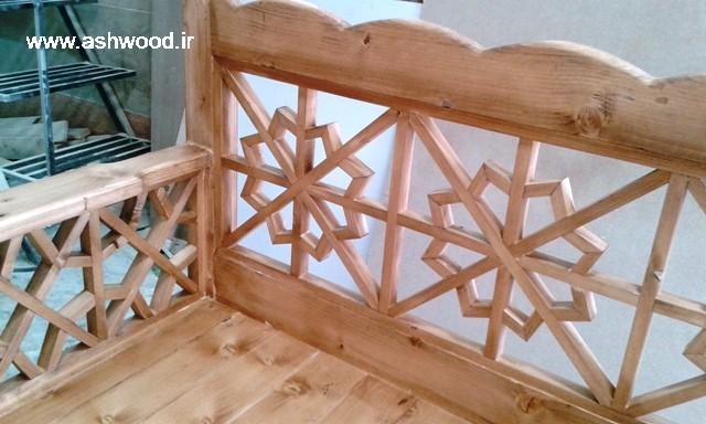 عکس نمونه کار کارگاه درودگری ، نجاری ، هنرکده ، صنایع چوب و هنر های چوبی 316