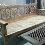 عکس نمونه کار کارگاه درودگری ، نجاری ، هنرکده ، صنایع چوب و هنر های چوبی 358