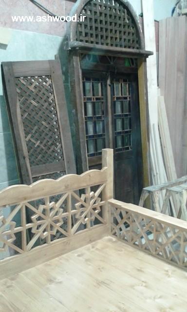 عکس نمونه کار کارگاه درودگری ، نجاری ، هنرکده ، صنایع چوب و هنر های چوبی 368