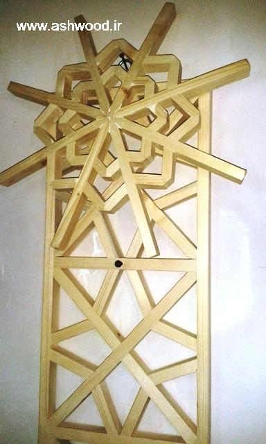 عکس نمونه کار کارگاه درودگری ، نجاری ، هنرکده ، صنایع چوب و هنر های چوبی 391