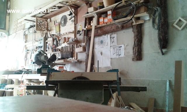 عکس نمونه کار کارگاه درودگری ، نجاری ، هنرکده ، صنایع چوب و هنر های چوبی 517