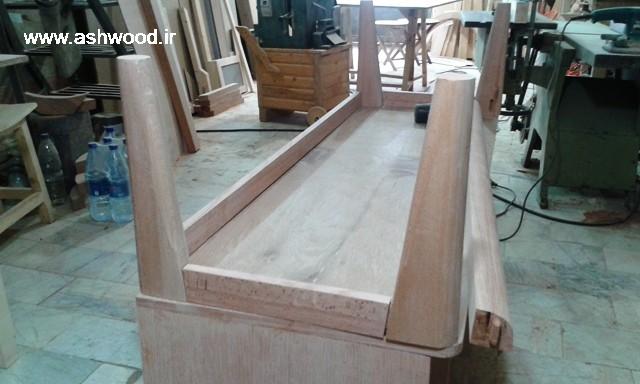 عکس نمونه کار کارگاه درودگری ، نجاری ، هنرکده ، صنایع چوب و هنر های چوبی 575