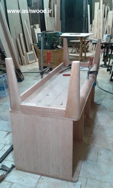 عکس نمونه کار کارگاه درودگری ، نجاری ، هنرکده ، صنایع چوب و هنر های چوبی 584