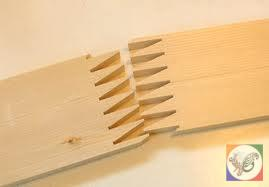 اتصالات چوبی ، لمبه ، فاق و زبانه ، دکوراسیون چوبی