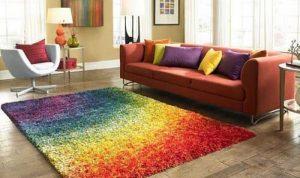 فرش ها و قالیچه های فانتزی