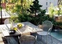 راه حل هایی برای ایجاد حریم خصوصی در فضای باز برای خانه های مدرن