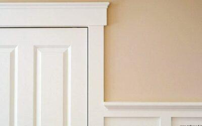 50 ایده برتر در مورد درب داخلی – طراحی قاب و روکوب دور درب