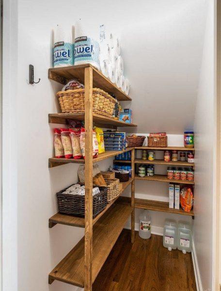 قفسه بندی های انبار چوبی