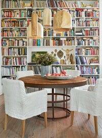 قفسه بندی کتابخانه خانگی