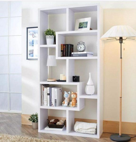 قفسه کتاب سرامیک
