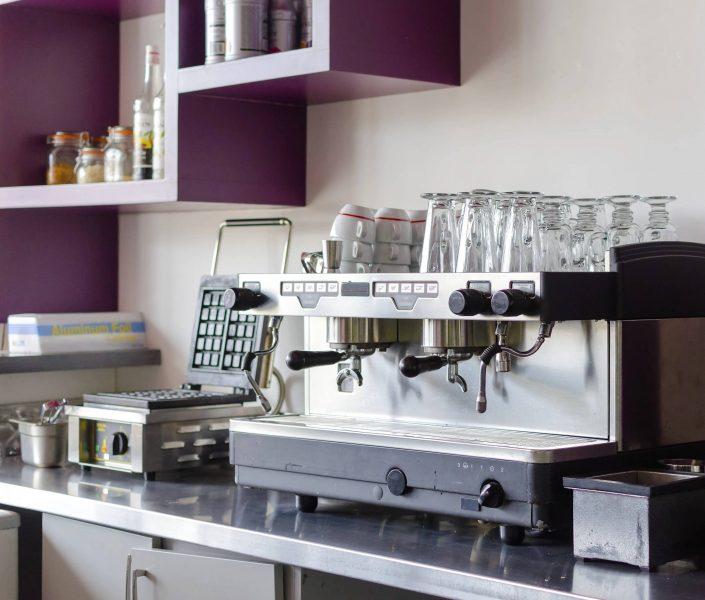 قهوه ساز برای آشپزخانه
