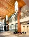 طراحی لابی و ورودی ساختمان