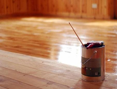 روش های نگهداری از چوب -  روغن کاری کردن چوب