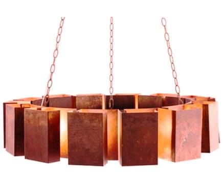 لوستر های چوبی ، ایده در دکوراسیون