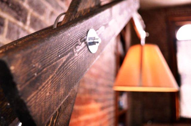لوستر چوبی خلاقانه ، ایده های چوبی در ساخت لوستر های چوبی خاص و منحصر به فرد