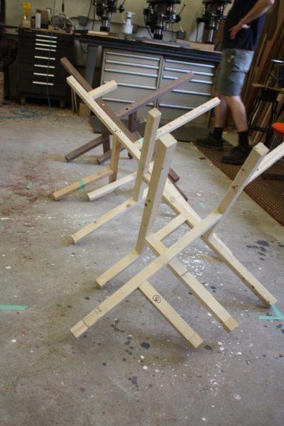 ماکت ساخت میز دست ساز
