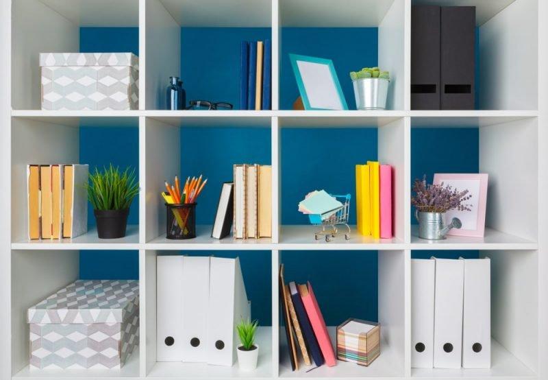 مبلمان ذخیره سازی برای دفتر خانه