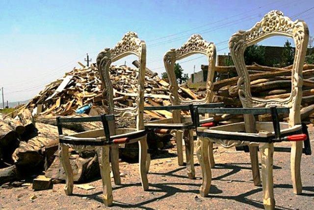 ۹۵ درصد مبلمان تولیدی قم به خارج استان صادر میشود