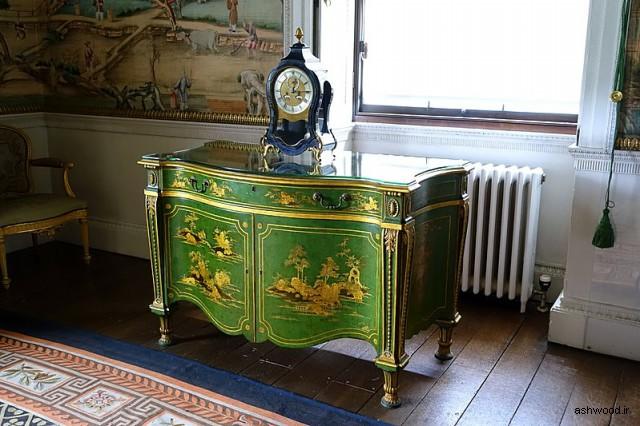 Commode ، دهه 1700 - اتاق خواب شرقی - Harewood House