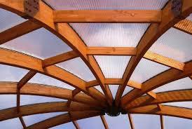 مدل سقف آلاچیق , سقف چوبی جالب , انواع سقف آلاچیق , سقف آلاچیق چوبی