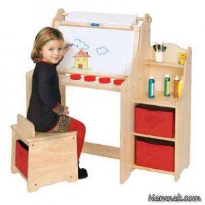 مدل-میز-تحریر-کودک