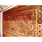 مرمت اثار باستانی و سازه های چوبی  (6)
