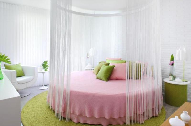 مزایای تخت های گرد