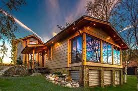 ساخت خانه چوبی چه مزایایی دارد؟