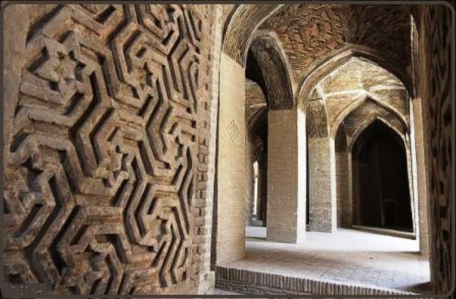 مسجد جامع اصفهان تاریخ و هنر ایران زمین 38