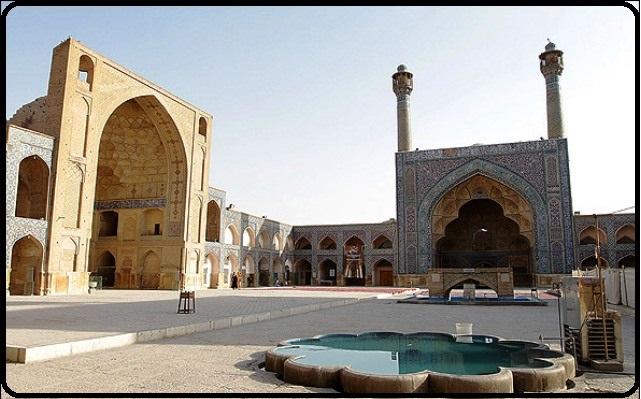 مسجد جامع اصفهان تاریخ و هنر ایران زمین 39