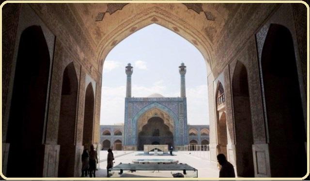 مسجد جامع اصفهان تاریخ و هنر ایران زمین 41