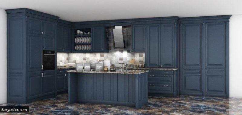 معایب کابینت چوبی آشپزخانه