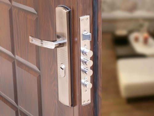 20 ویژگی درب های ضد سرقت با استاندارد