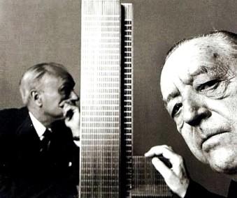 عکس معمار لودویگ میس فن در روهه