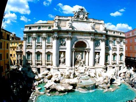 معماری و تاریخ روم
