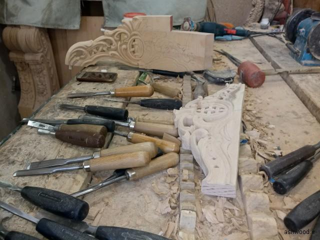 منبت چوب , دکوراسیون سفارشی