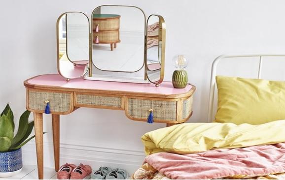 ایده میز آرایش