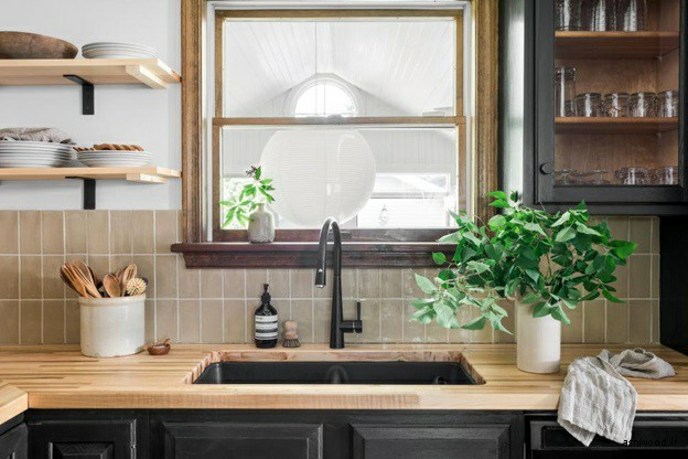 تخته آشپزخانه چوبی