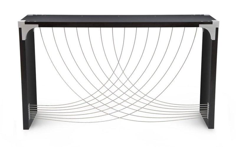 میز آلومینیومی