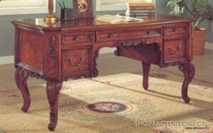 میز تحریر آنتیک , میز تحریر, خرید میز مطالعه کلاسیک