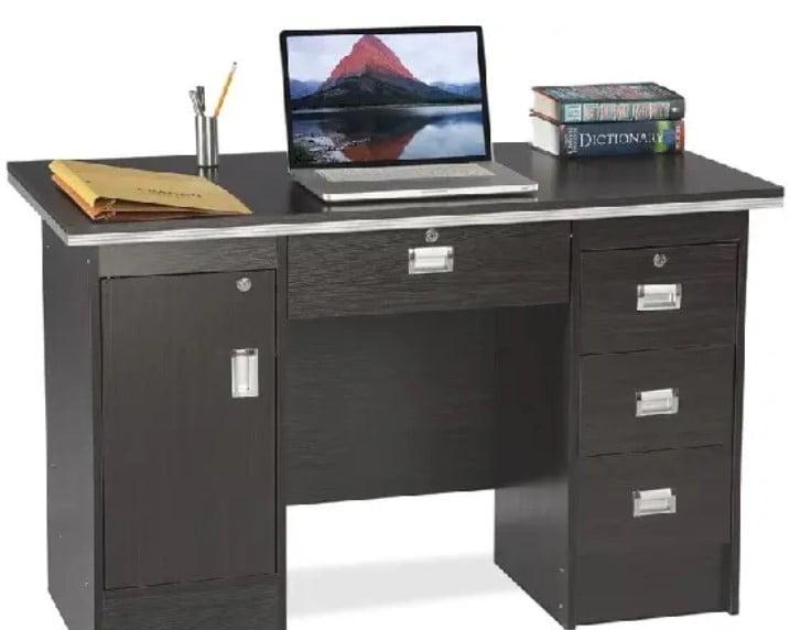 میز اداری چوبی نیلکامال