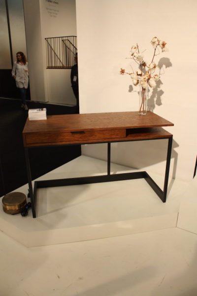 میز تحریر با چوب بلوط