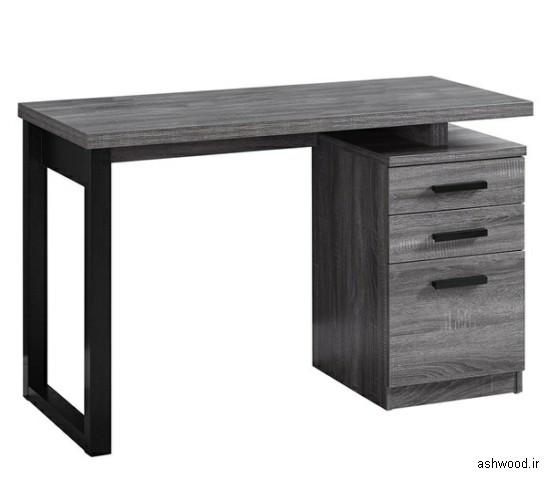بهترین میزهای اداری سال 2020 , میز تحریر چوبی سفارشی