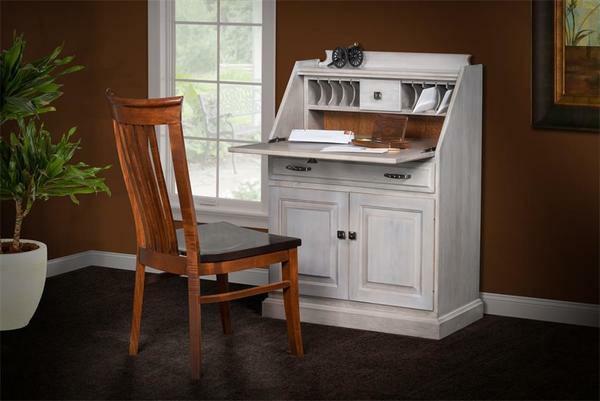 میز رولتاپ , میز چوبی , میز تحریر ساخته شده از چوب