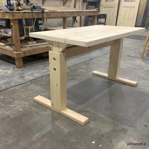 میز تحریر تنظیم شونده