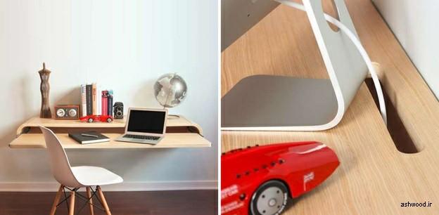 روش انتخاب میز تحریر چوبی مناسب 3