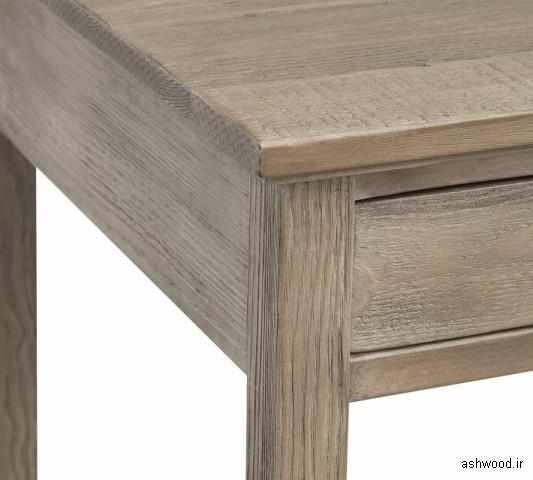 میز تحریر چوب کاج