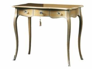 میز تحریر کلاسیک , میز تحریر کلاسیک لوکس , میز تحریریه ساخته شده از  چوب